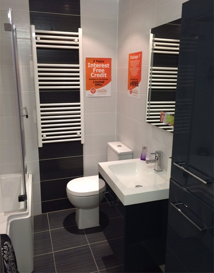 Bathroom Packages Ayrshire