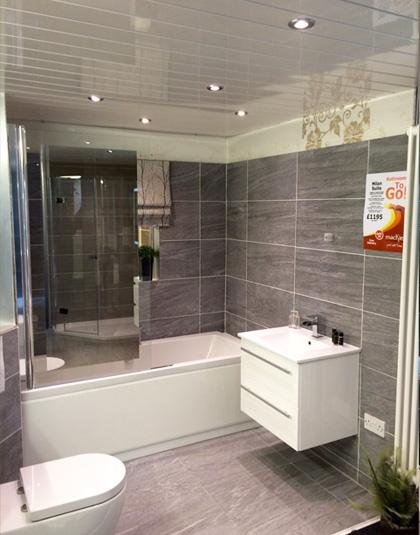 Milan Bathroom Suite Mackie Bathrooms