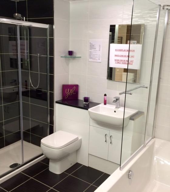 Seville Bathroom Suite