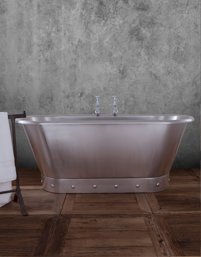 torino cast iron bath